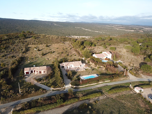 Sold - Beautifully situated villa  in Montcélèbre (34210 - Cesseras - Hérault)